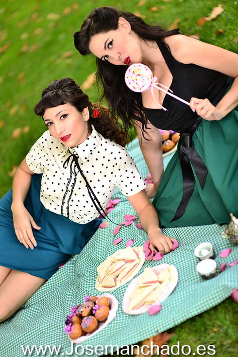book pin up, book vintage, sesion fotos pinup, sesion vintage