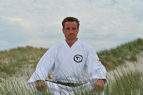 Profilbild Thomas Seiler stellt sich vor - Schulleiter und Lehrer der Taekwondo - Sportschule Adelzhausen