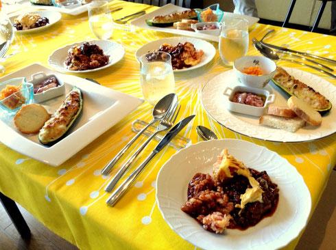 2014 07 Convivialiteのお家洋食屋さん&スペインバル