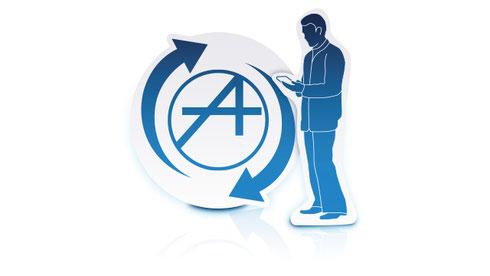 Auerswald Upgrade-Center - Funktionserweiterungen und Freischaltungen für Anlagen und Telefone: COMfortel Daten-Synchronisation