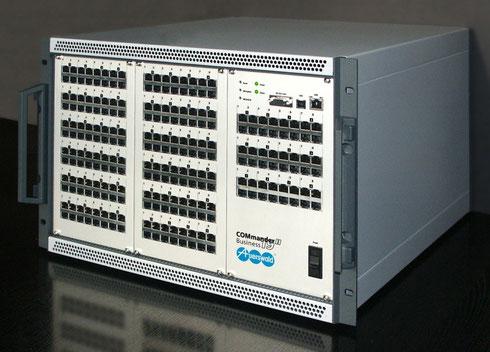 """Telefonanlage [ISDN/VoIP] für 19"""" Rackmontage: Auerswald  COMmander Business 19"""""""
