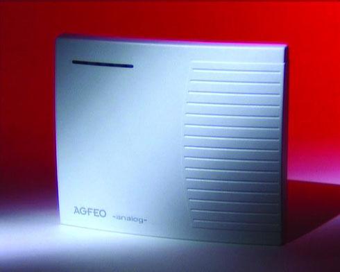 Von AGFEO bereits abgekündigt: AC 14 analog
