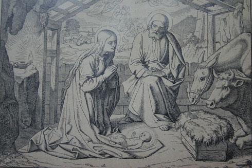 Christi Geburt (Drittes freudenreiches Geheimnis)