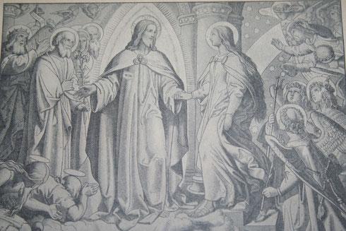 Mariä Himmelfahrt (Viertes glorreiches Geheimnis)