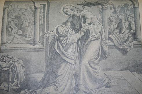 Auferstehung Jesu (Erstes glorreiches Geheimnis)