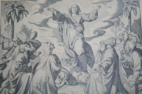 Himmelfahrt Jesu (Zweites glorreiches Geheimnis)