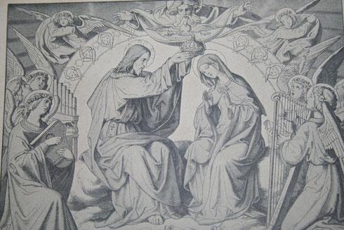 Mariä Krönung (Fünftes glorreiches Geheimnis)