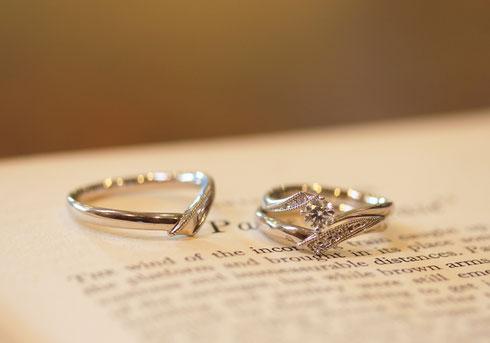 フェリチェ 婚約指輪 愛