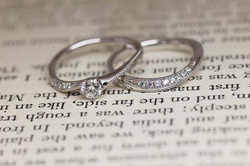 fiore 婚約指輪