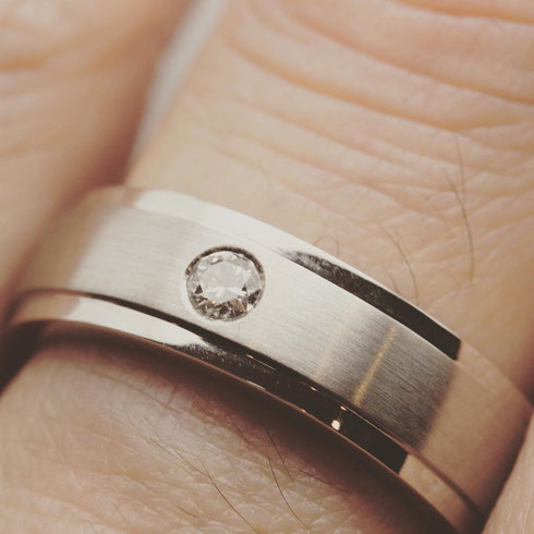 特注サイズ結婚指輪2