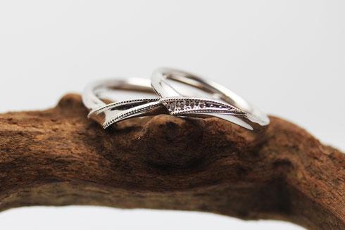 フェリチェ 結婚指輪 愛