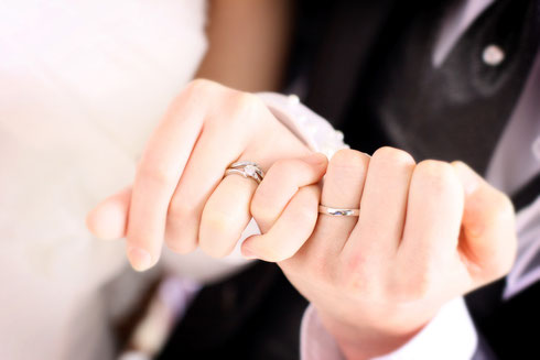 長崎の結婚指輪