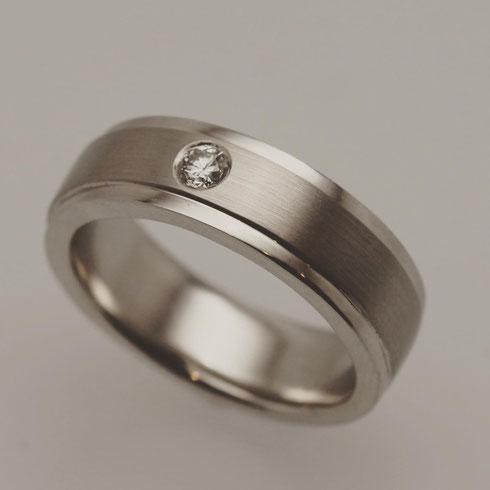 特注サイズ 長崎結婚指輪