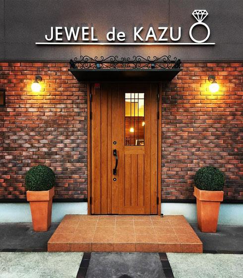 JEWEL de KAZU店舗外観