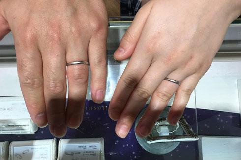 長崎で結婚指輪