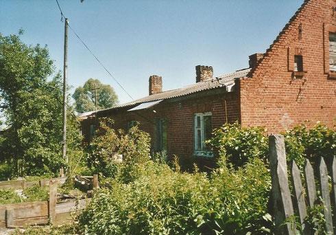 Klein Wickbold - Wohnhaus der Grosseltern von Helga. Urgrosseltern von Achim Böker