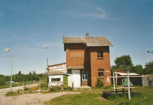 Wickbold - Bahnhofsgebäude