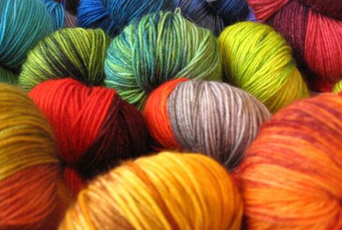 Ein Blick in die Farbvielfalt