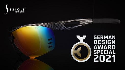 Sziols X-Corss Sportbrille