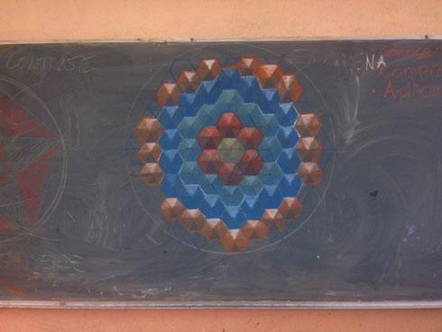 estudio geométrico cromático