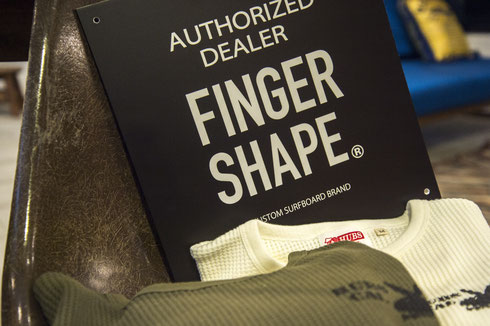 Fingershape