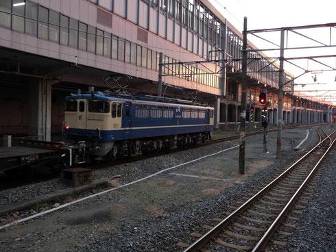 1月8日 JR岡山駅にて撮影