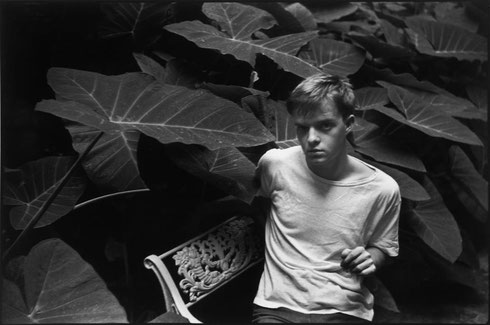 USA. Louisiana. New Orleans. US writer, Truman CAPOTE. 1947