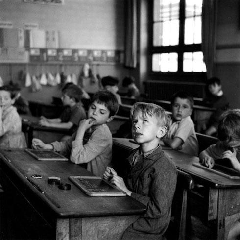 La lezione, Parigi 1956