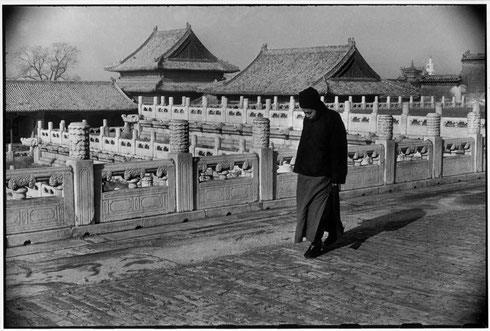 CHINA. Beijing. December 1948. The Forbidden City