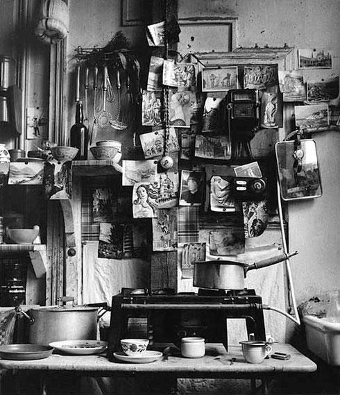 L'atelier dello scultore, 1950