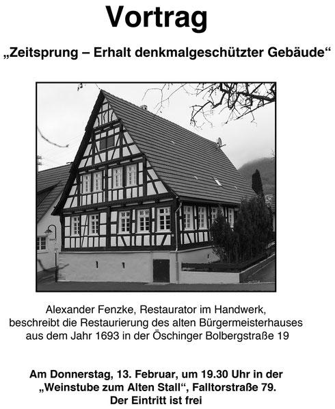 Bild: Klaus Franke, Mössingen