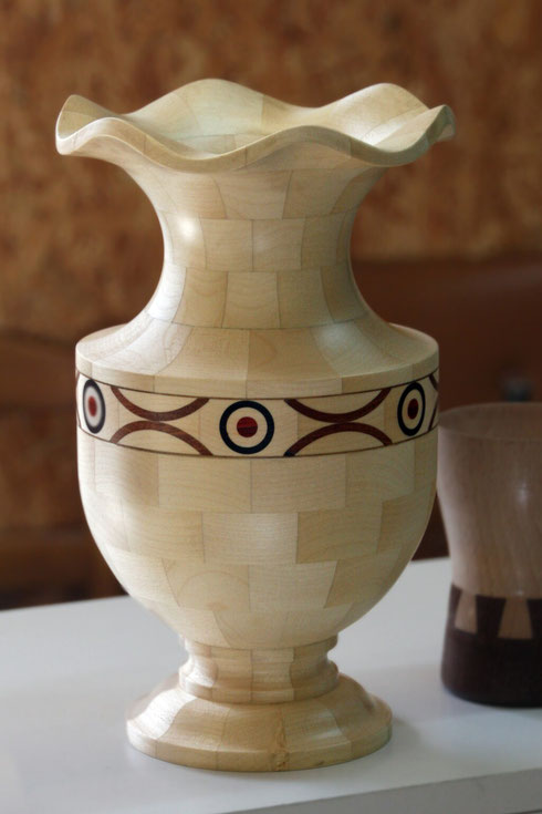 Vase de style grec ancien