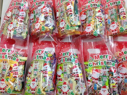 京橋、城東区蒲生の個別指導塾アチーブメント、クリスマスプレゼント