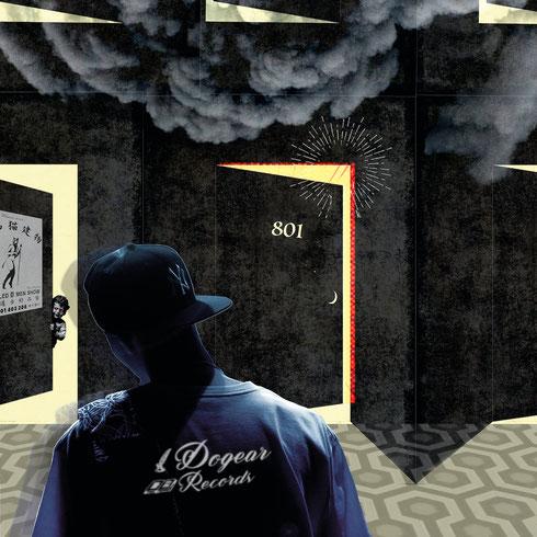 801 (Remix) feat. 弗猫建物 - 16FLIP