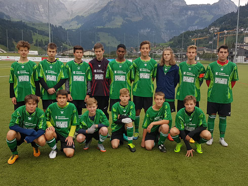 Junioren B Saison 2017/18