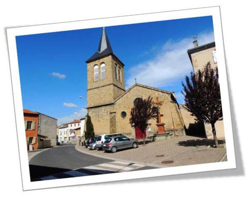 Eglise de Lamontgie