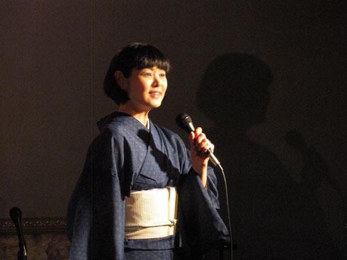 横山智子さん
