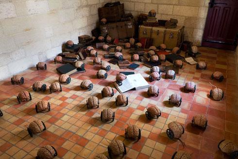 Rives imaginaires, sur les pas d'Ulysse, Chateau de Tarascon © jc Lett