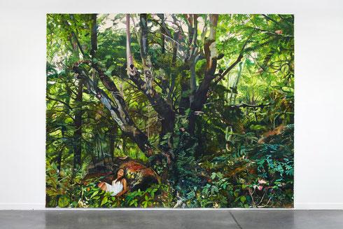 Florence Louise Petetin, Habiter le paysage, Frac Paca © jc lett