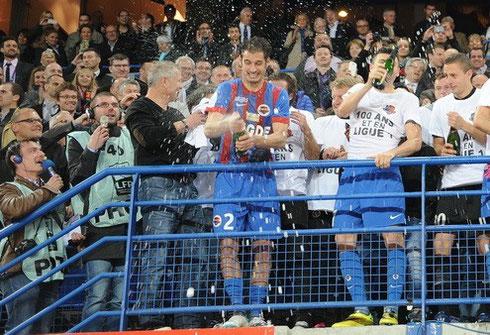 Retour du SM Caen en Ligue1