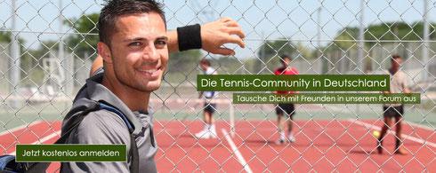 Das tennis-treff.com Forum