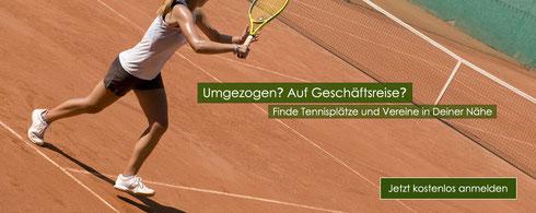 Tennispartner finden