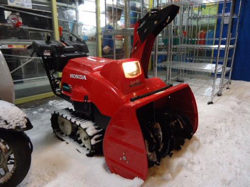 車買取 札幌ジパングモータース 除雪機