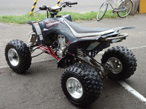 ATV買取 札幌