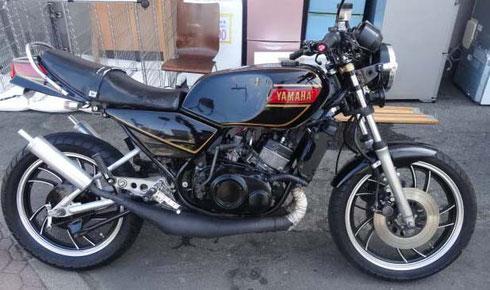 ヤマハ RX250/350