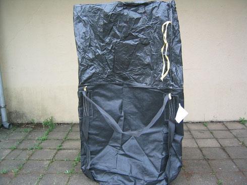 大型土のう JD-2ブラック(高耐候性タイプ)