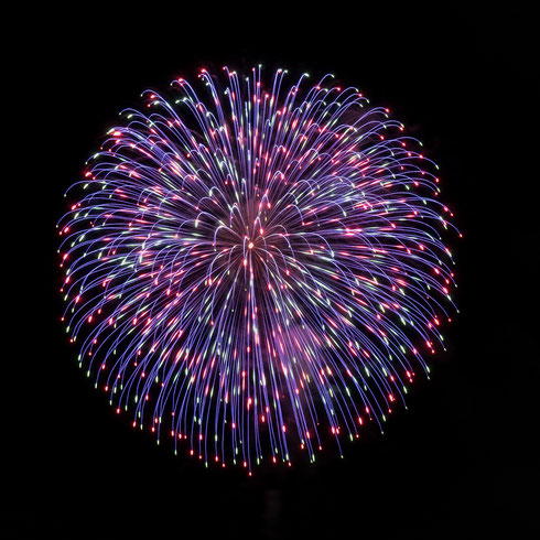 #Yamanashi_prefecture #Shinmei #hanabi #fireworks # japan #Shinmei_night #fogos_de_artificio
