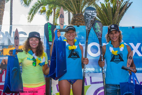 "Sonni wins ""Campeonato de Canarias de Sup"" in Sprint and Long Distance"