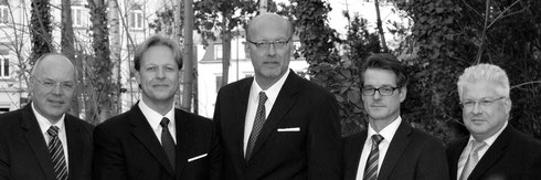 Rüdiger Wegener, Thomas Klahn, Rainer Scholz, Stefan Reineke, Martin Schüller