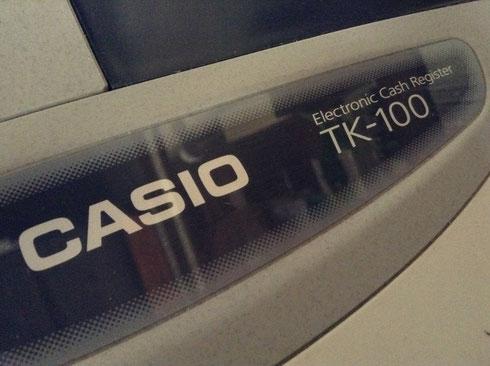CASIO TK-100の画像